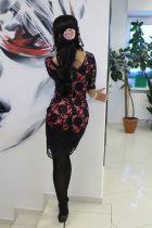 Настя, фото с сайта SexoSPb.ru